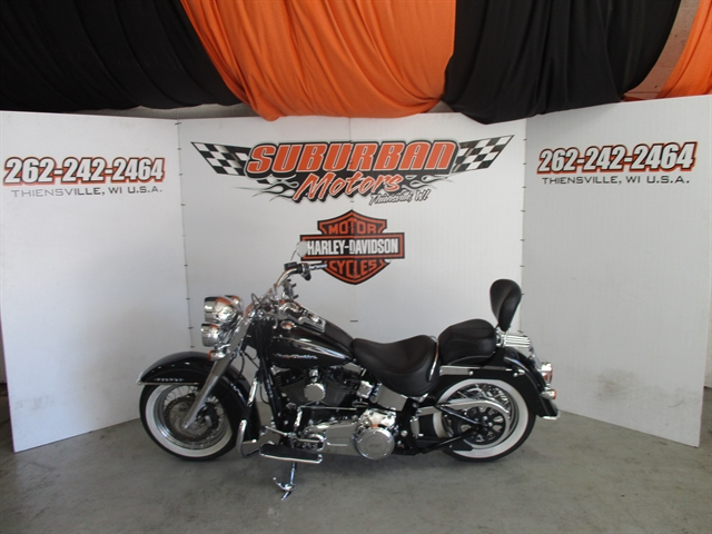 2017 Harley-Davidson Softail Deluxe at Suburban Motors Harley-Davidson