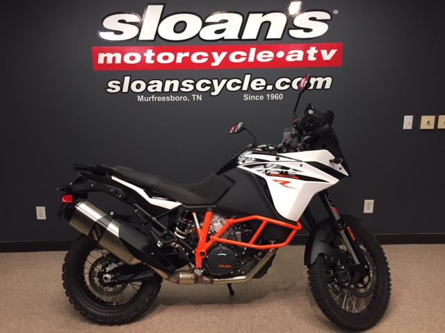 2017 KTM Adventure 1090 R at Sloan's Motorcycle, Murfreesboro, TN, 37129