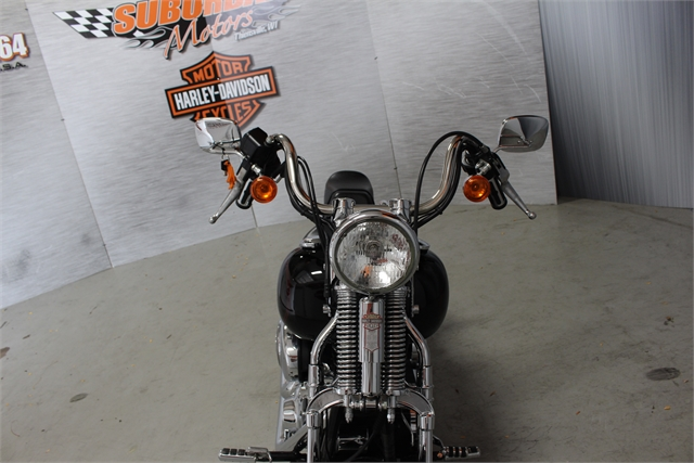 2002 Harley-Davidson FXSTSI at Suburban Motors Harley-Davidson