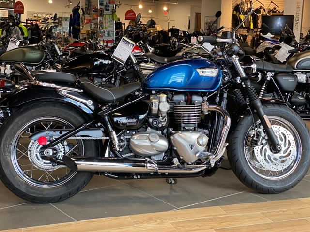 2020 Triumph Bonneville Speedmaster Base at Frontline Eurosports