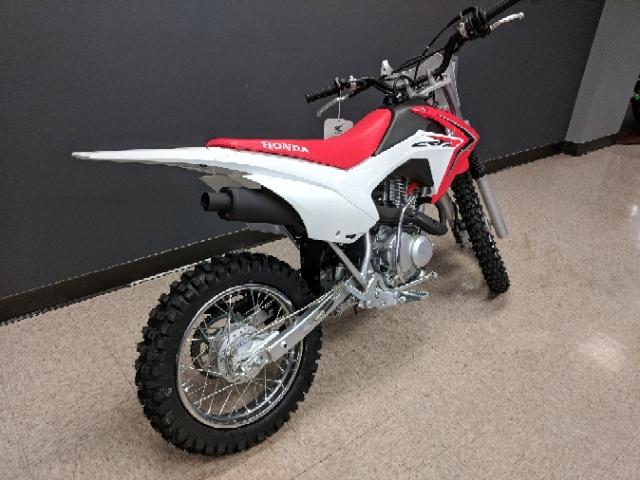 2018 Honda CRF 125F at Sloan's Motorcycle, Murfreesboro, TN, 37129