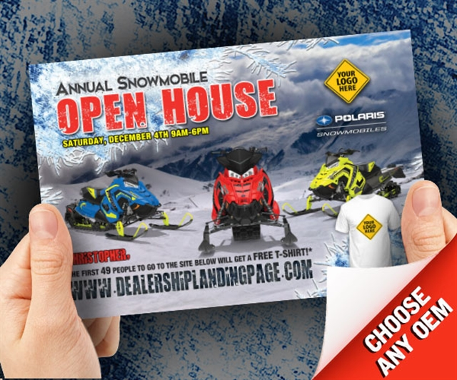 Snowmobile Open House Powersports at PSM Marketing - Peachtree City, GA 30269