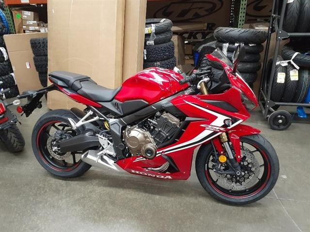 2020 Honda CBR650R ABS at Kent Motorsports, New Braunfels, TX 78130