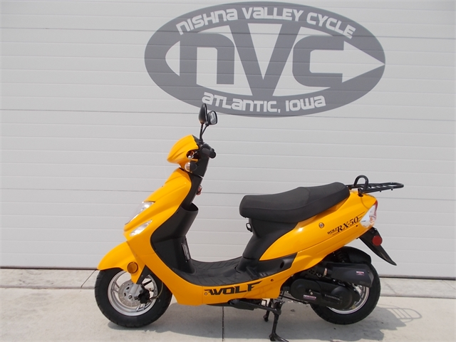 2021 Wolf Brand Scooter RX-50 at Nishna Valley Cycle, Atlantic, IA 50022