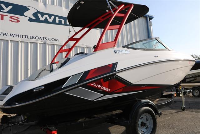 2018 Yamaha AR195 at Jerry Whittle Boats
