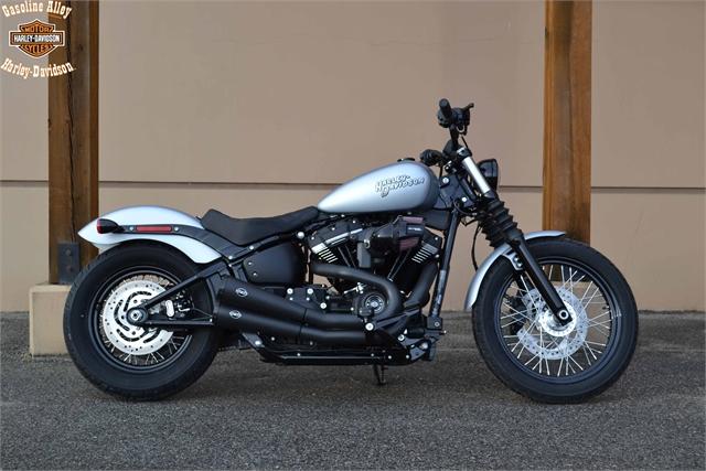 2020 Harley-Davidson Softail Street Bob at Gasoline Alley Harley-Davidson of Kelowna