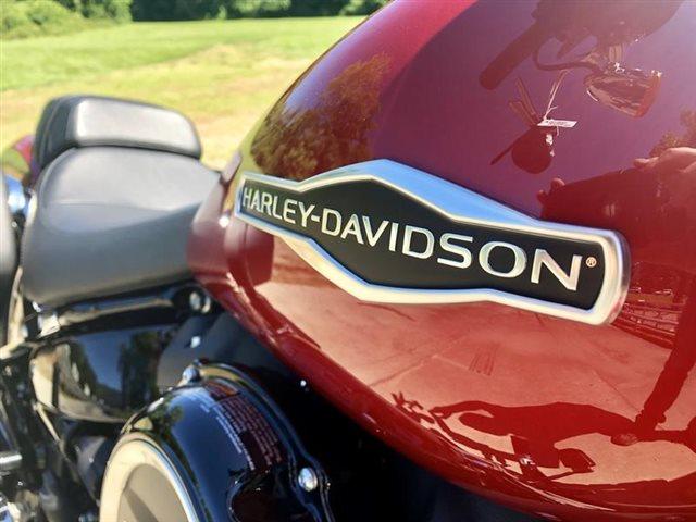 2019 Harley-Davidson FLSB - Softail  Sport Glide at Harley-Davidson of Asheville