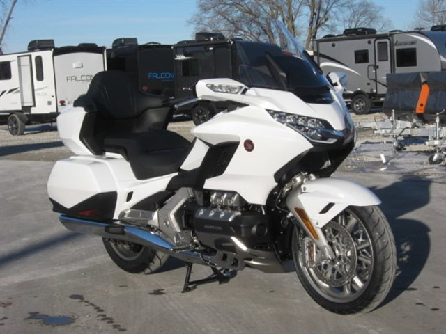 2018 Honda Gold Wing Tour DCT at Nishna Valley Cycle, Atlantic, IA 50022