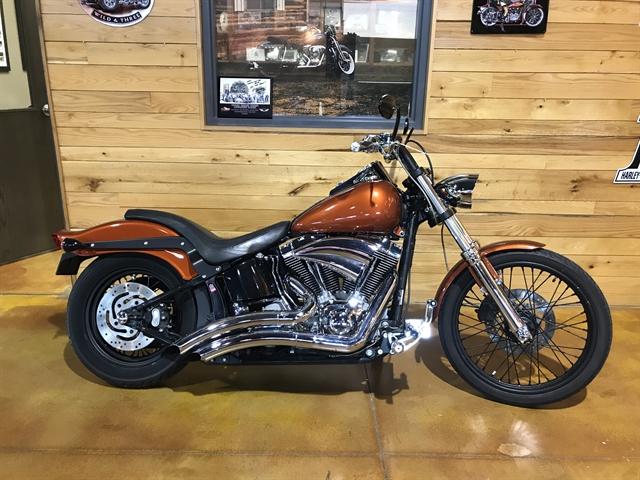2002 Harley-Davidson Softail at Thunder Road Harley-Davidson
