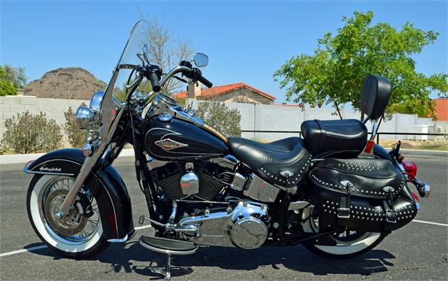 2010 Harley-Davidson Softail Heritage Softail Classic at Buddy Stubbs Arizona Harley-Davidson
