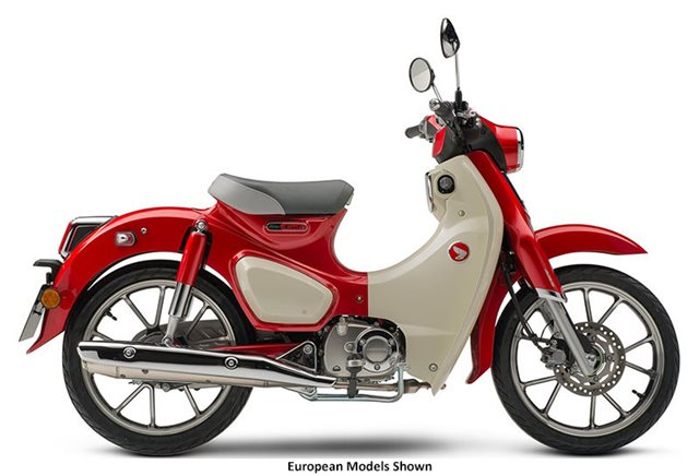 2020 Honda Super Cub C125 ABS at Kodiak Powersports & Marine