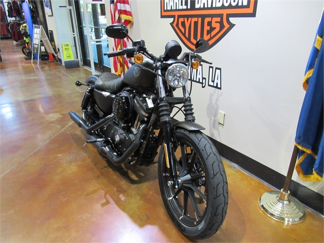 2021 Harley-Davidson Street XL 883N Iron 883 at Mike Bruno's Bayou Country Harley-Davidson