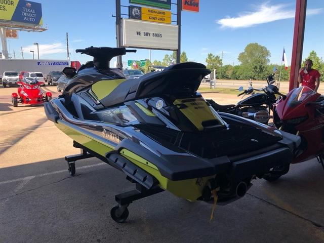 2021 Yamaha WaveRunner FX SVHO at Wild West Motoplex