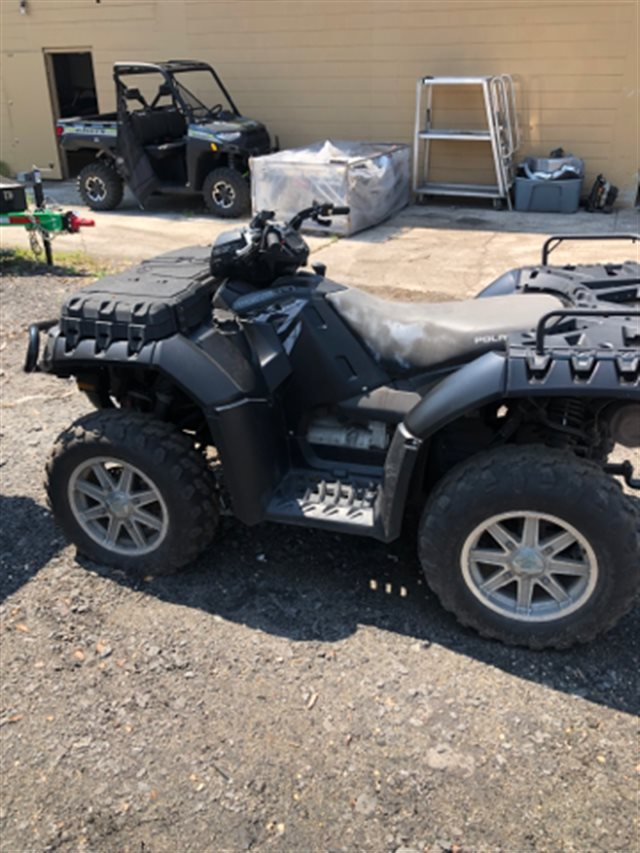2010 Polaris Sportsman 850 XP With EPS at Jacksonville Powersports, Jacksonville, FL 32225