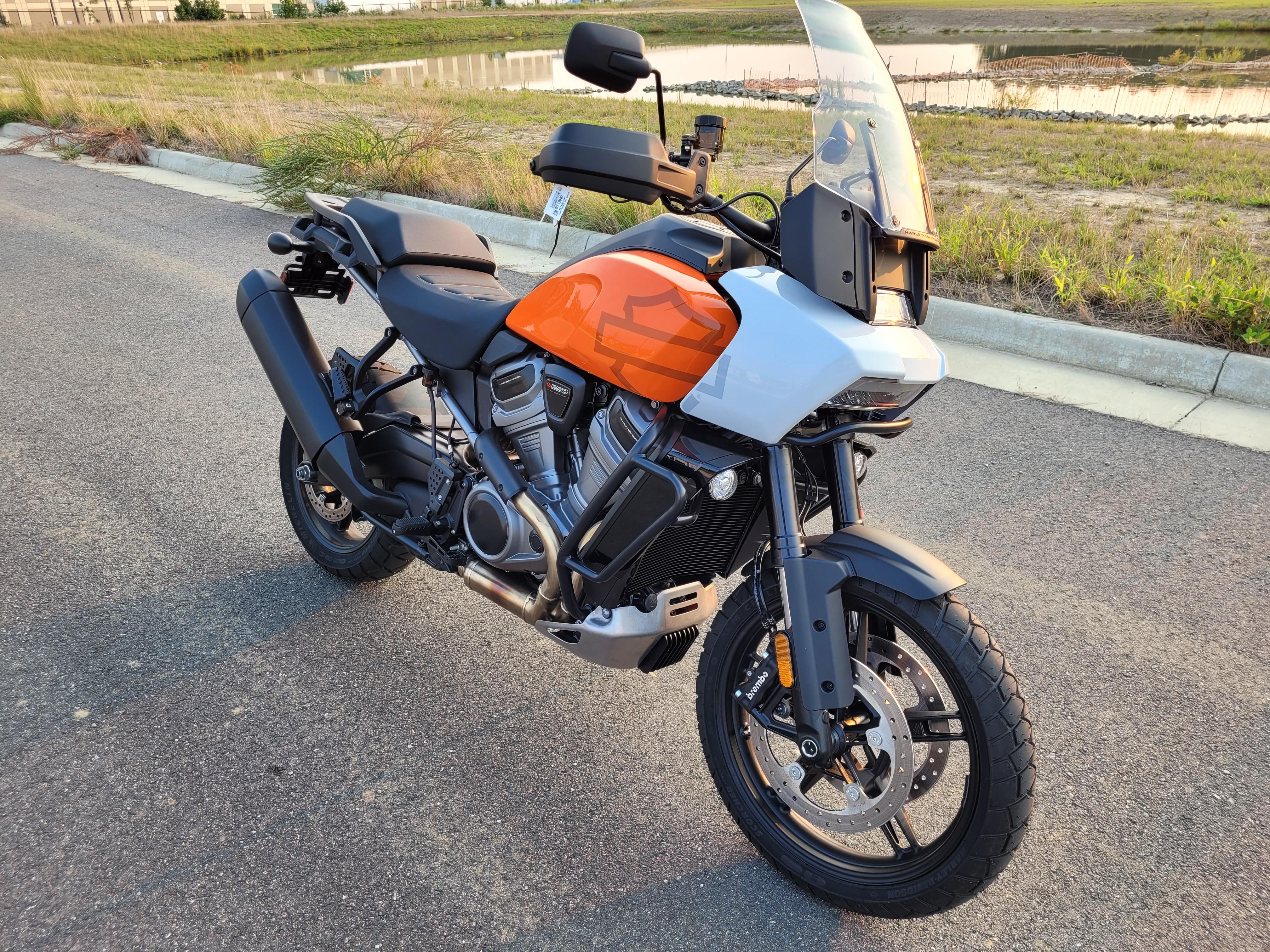 2021 Harley-Davidson Adventure Touring Pan America 1250 Special at Richmond Harley-Davidson