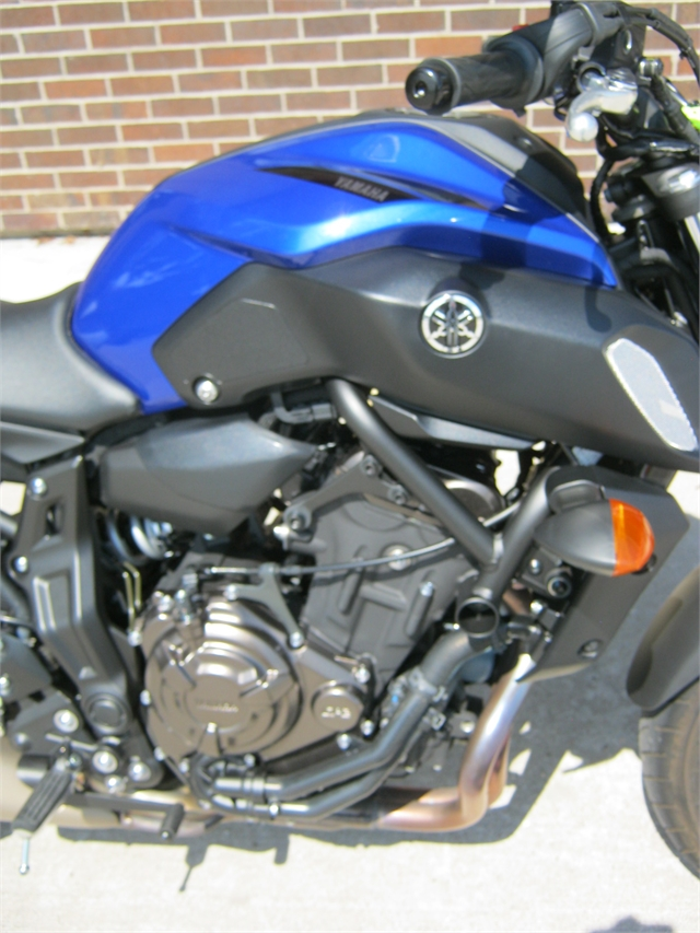 2018 Yamaha MT-07 07 at Brenny's Motorcycle Clinic, Bettendorf, IA 52722