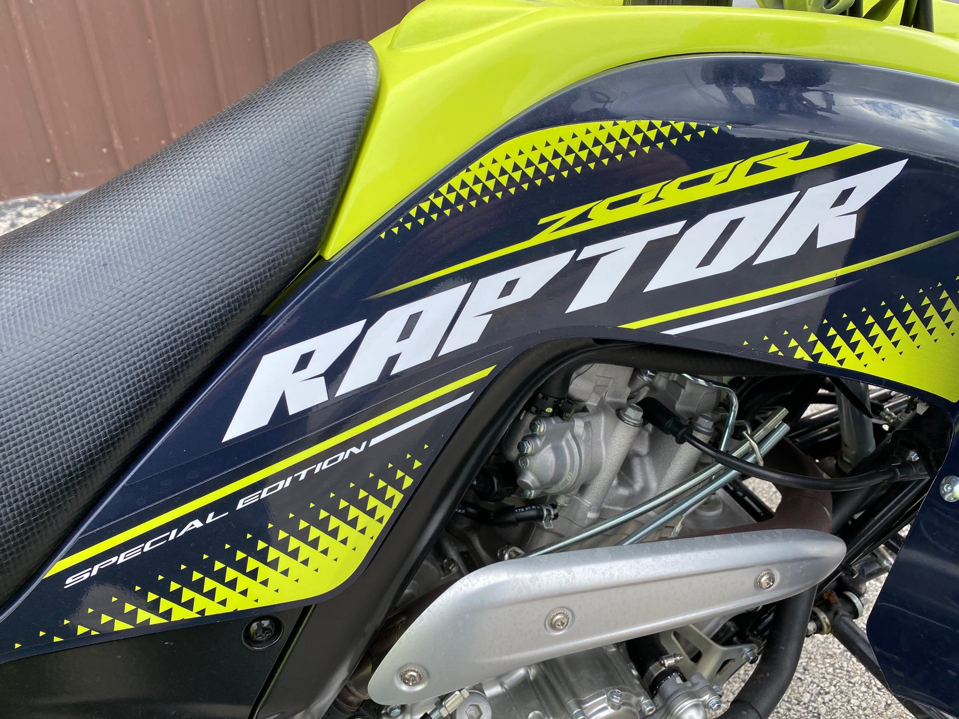 2020 Yamaha Raptor 700R SE at Gold Star Outdoors