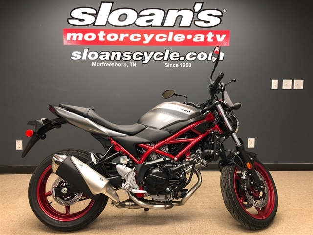 2019 Suzuki SV 650 at Sloans Motorcycle ATV, Murfreesboro, TN, 37129