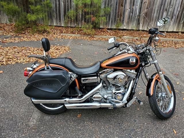 2008 Harley-Davidson Dyna Glide Super Glide at Hampton Roads Harley-Davidson