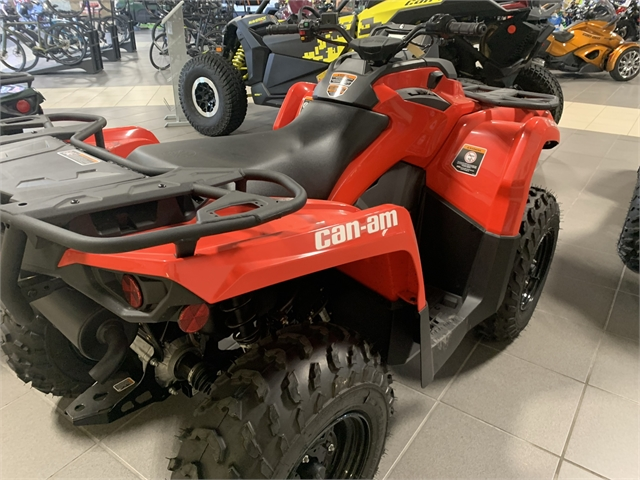 2021 Can-Am Outlander 570 at Star City Motor Sports