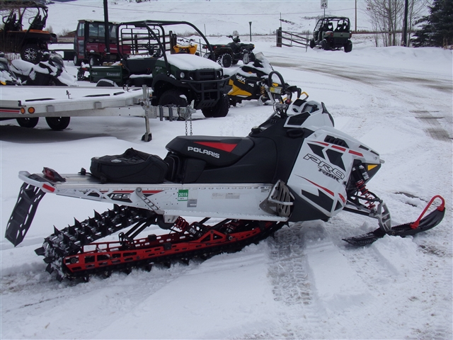 2015 Polaris PRO-RMK 800 155 $129/month at Power World Sports, Granby, CO 80446