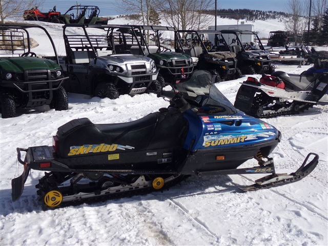 1998 SKI-DOO SUMMIT 500 at Power World Sports, Granby, CO 80446