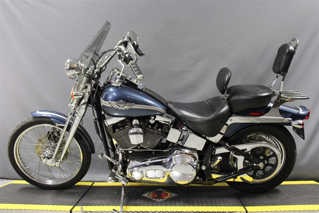 2003 Harley-Davidson Springer Softail FXSTS at Platte River Harley-Davidson