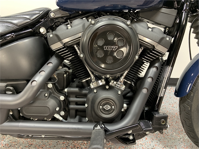 2019 Harley-Davidson Softail Street Bob at Harley-Davidson of Madison