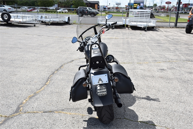 2012 Harley-Davidson Softail Fat Boy Lo at Thornton's Motorcycle Sales, Madison, IN