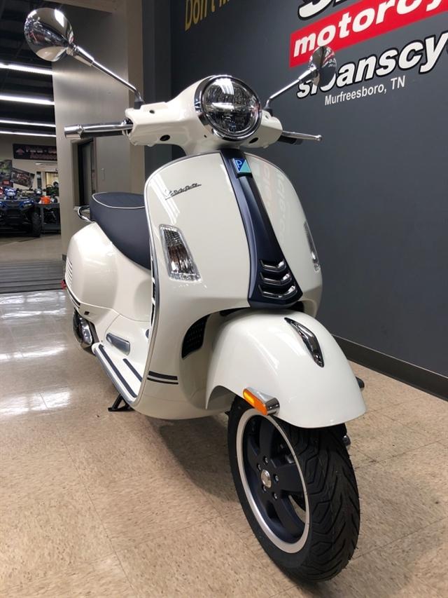 2020 Vespa GTS 300 Yacht Club at Sloans Motorcycle ATV, Murfreesboro, TN, 37129