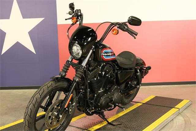 2021 Harley-Davidson Street XL 1200NS Iron 1200 at Texas Harley