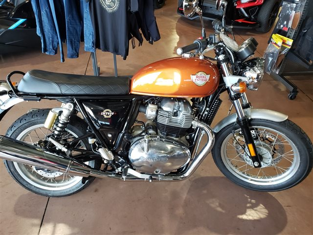 2021 Royal Enfield Twins INT650 at Indian Motorcycle of Northern Kentucky