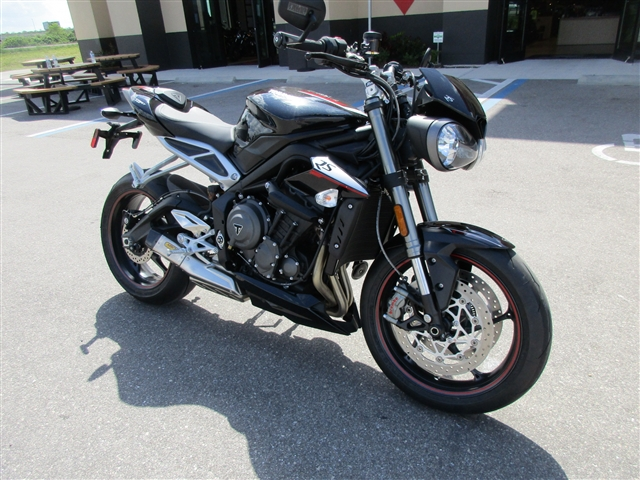 2018 Triumph Street Triple RS at Stu's Motorcycle of Florida