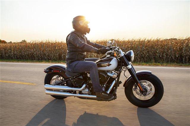 2021 Harley-Davidson Cruiser FLSL Softail Slim at Garden State Harley-Davidson