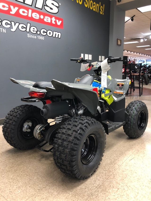 2020 Polaris Outlaw 110 EFI at Sloans Motorcycle ATV, Murfreesboro, TN, 37129