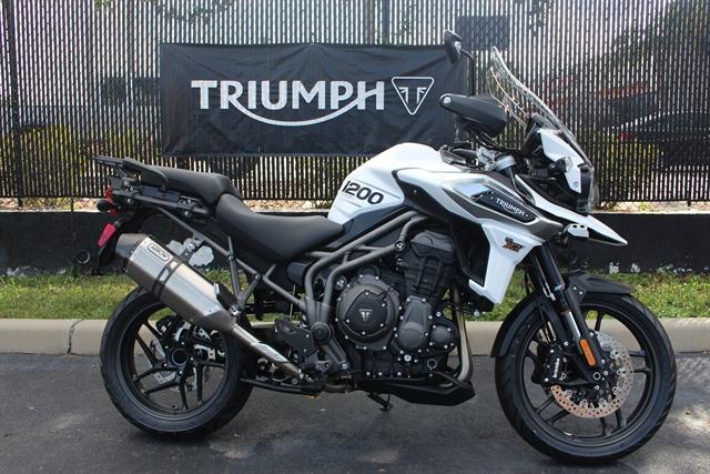 2019 Triumph Tiger 1200 XRT at Tampa Triumph, Tampa, FL 33614