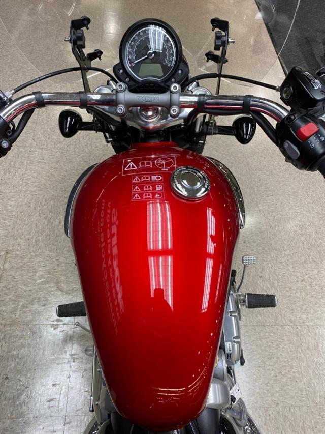 2018 Triumph Bonneville Speedmaster Base at Sloans Motorcycle ATV, Murfreesboro, TN, 37129