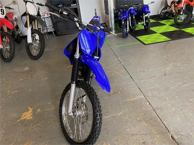 2022 Yamaha TT-R 125LE at Shreveport Cycles