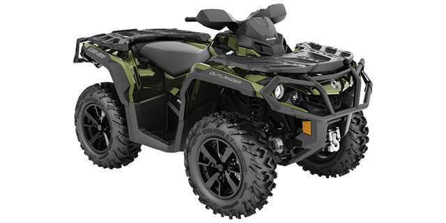 2021 Can-Am Outlander XT 850 at Extreme Powersports Inc