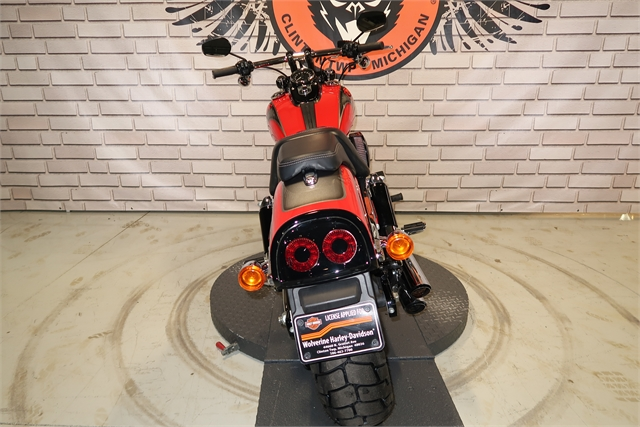 2017 Harley-Davidson Dyna Fat Bob at Wolverine Harley-Davidson