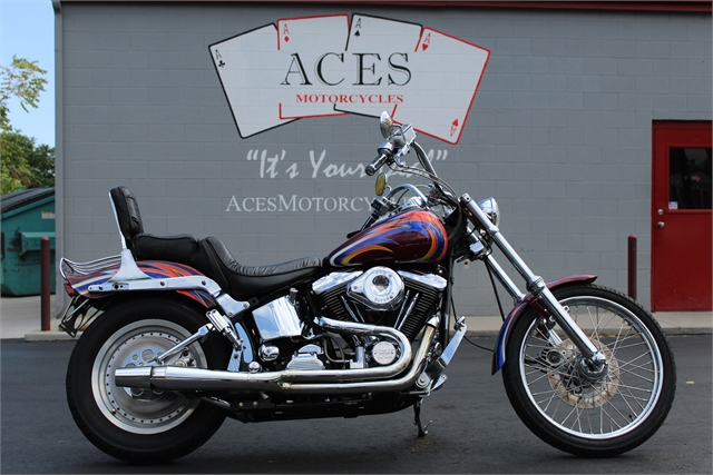 1991 Harley-Davidson FXST at Aces Motorcycles - Fort Collins