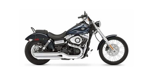 2013 Harley-Davidson Dyna Wide Glide at M & S Harley-Davidson