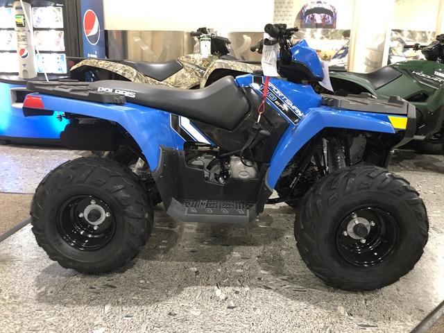 2019 Polaris Sportsman 110 EFI at Lynnwood Motoplex, Lynnwood, WA 98037