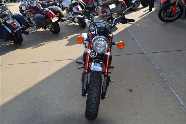 2021 Honda Monkey Base at Shawnee Honda Polaris Kawasaki
