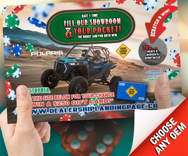 Fill Our Showroom and Your Pocket Powersports at PSM Marketing - Peachtree City, GA 30269