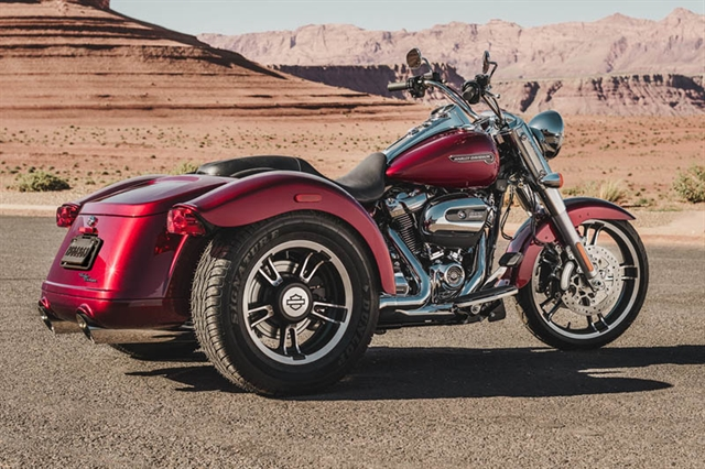 2017 Harley-Davidson Trike Freewheeler at Zips 45th Parallel Harley-Davidson