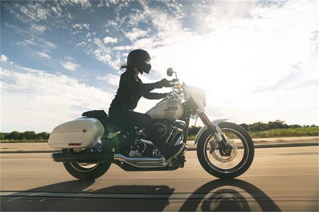 2021 Harley-Davidson Cruiser FLSB Sport Glide at Buddy Stubbs Arizona Harley-Davidson