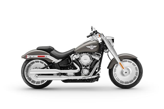 2019 Harley-Davidson Softail Fat Boy at Killer Creek Harley-Davidson®, Roswell, GA 30076