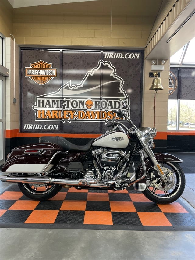 2021 Harley-Davidson Touring FLHR Road King at Hampton Roads Harley-Davidson