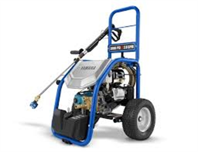 2020 Yamaha Power Pressure Washer PW3028 at Star City Motor Sports